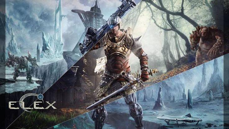 Dzisiaj premiera gry ELEX - Gamerweb.pl