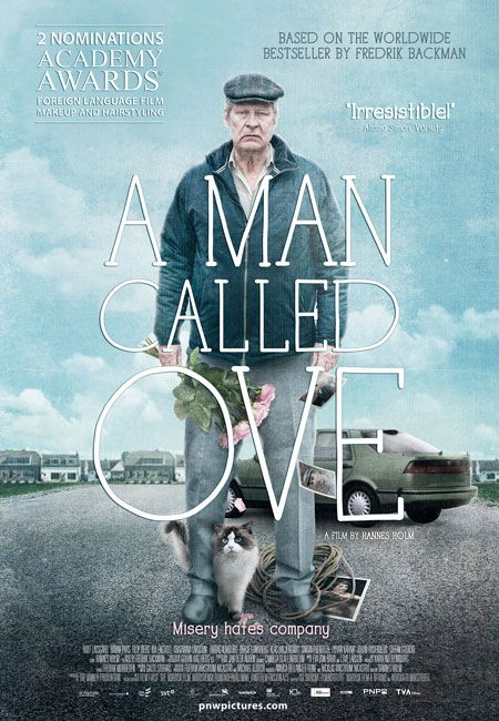 A Man Called Ove, 2015 by Hannes Holm (C)