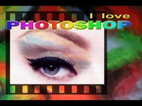 ▶ Photoshop tutorial italiano - Tramonto con il trucco - YouTube