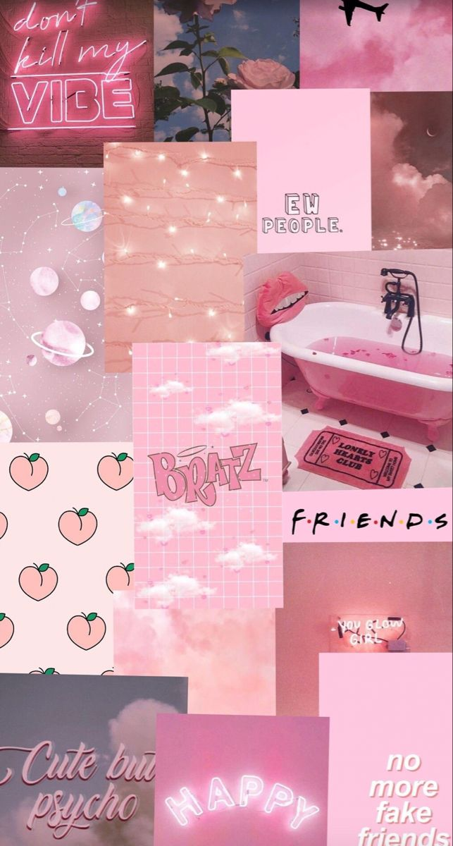 Pink Aesthetic Collage Pink Wallpaper Iphone Baby Pink Wallpaper Iphone Baby Pink Aesthetic
