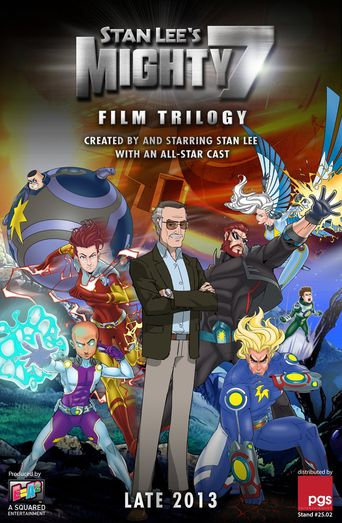 Watch Stan Lee's Mighty 7 Online Streaming!  - %TAG%