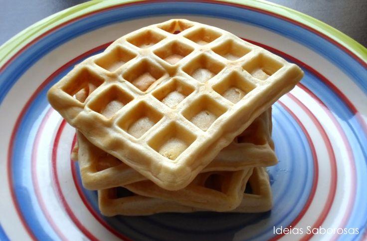 Waffles - Bimby