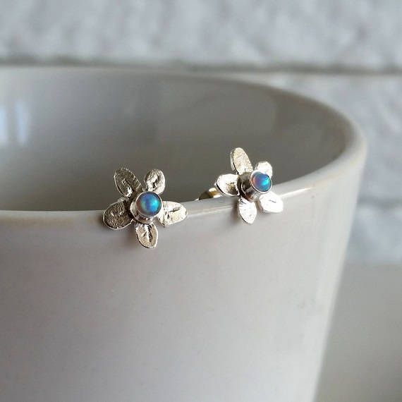 Hey, I found this really awesome Etsy listing at https://www.etsy.com/il-en/listing/272948676/small-opal-earrings-dainty-stud-earrings