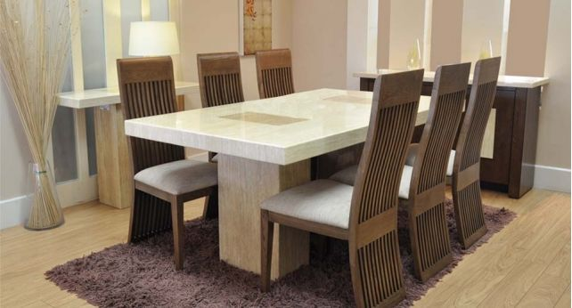 Grenoble Dining Table and 6 Chairs @ScS Sofas #ScSSofas #table ...