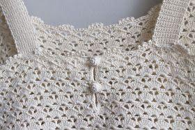 Wenche's hobbyblogg...: Heklede små kulerunde knapper