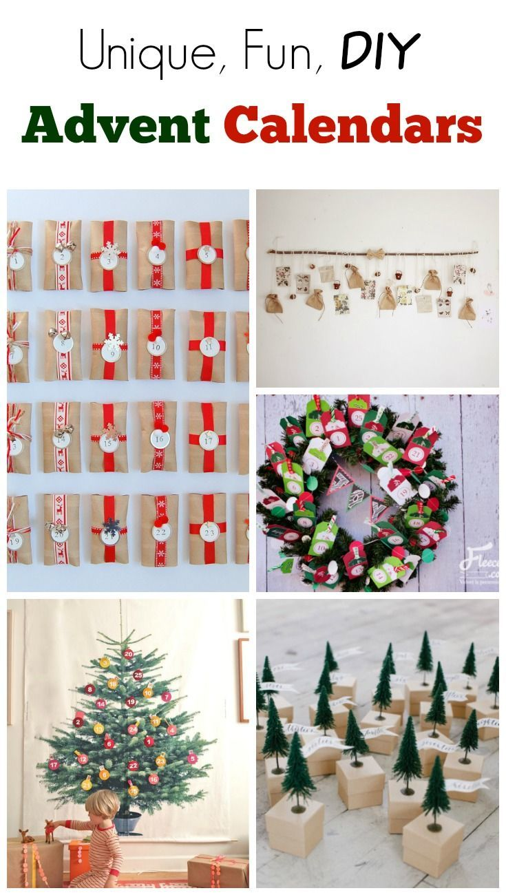 Diy Learning Calendar : Best images about christmas on pinterest