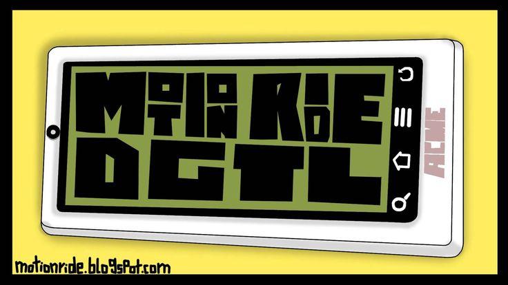 MotionRide - DGTL #EDM #music #muzyka #musique #muzik #youtube #2013 #OpenMPT #musictracker #song #electronic