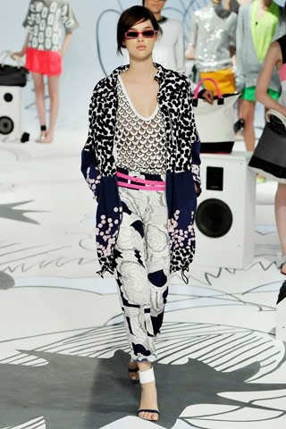 The Cult: Stand On The Word... (DVF SS12)...
