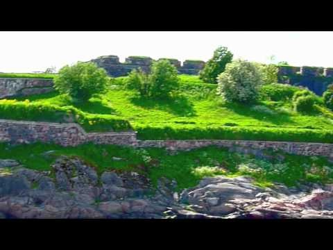Suomenlinna fortress, Helsinki, Finland a UNESCO World Heritage site. Take a small ferry from the Kauppatori market to get there.
