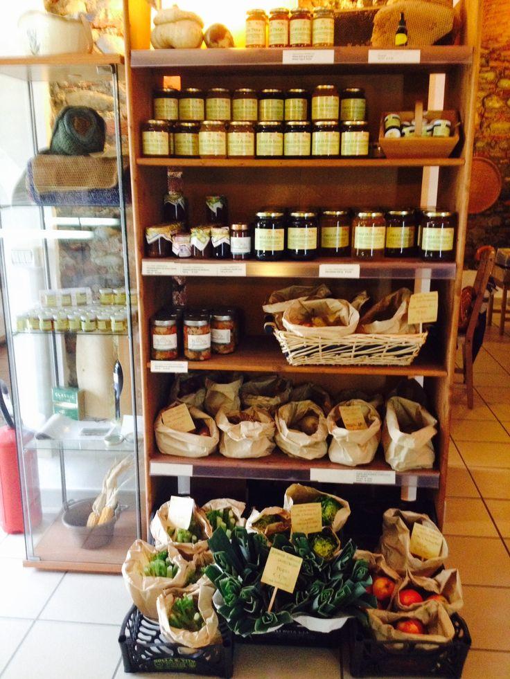 Miele, conserve e prodotti da forno