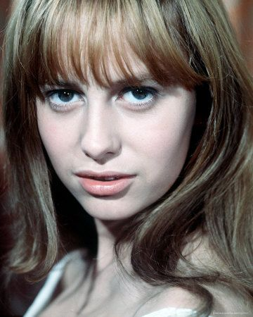 Nyy'xai Susan George, Actress (Straw Dogs).