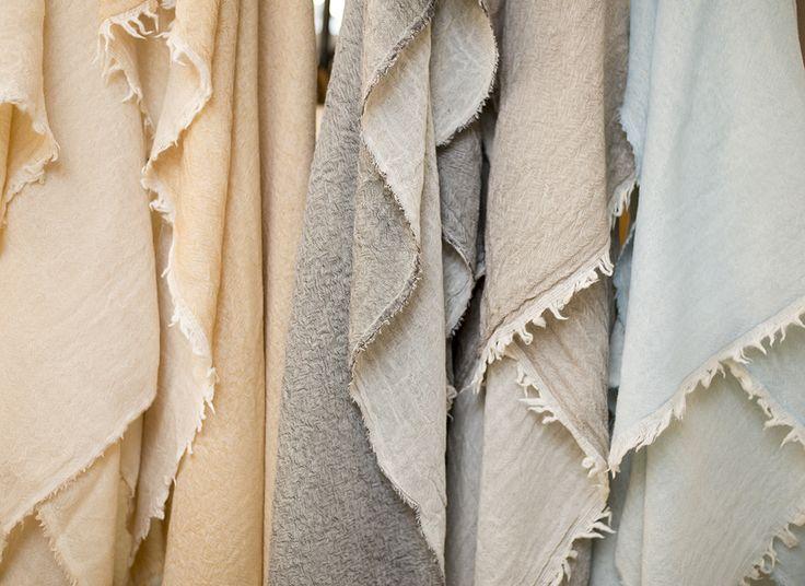 #LinenWay #Throws #Italian Merino Wool #Double-sided throws #Merino Wool #Light-Weight Throws #Throws/Shawls