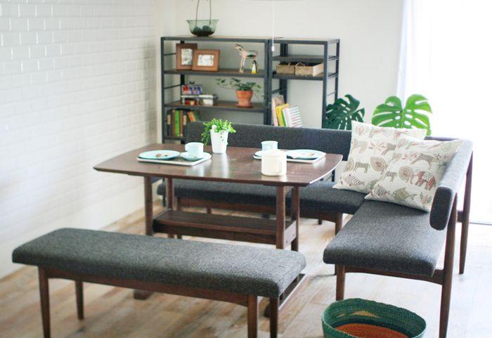 新生活を心地よく!【unico】で揃える一人暮らしのインテリア&家具選び