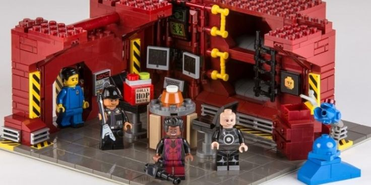 Red Dwarf LEGO Set Has 18 Months To Get Approved   Mental Floss UK