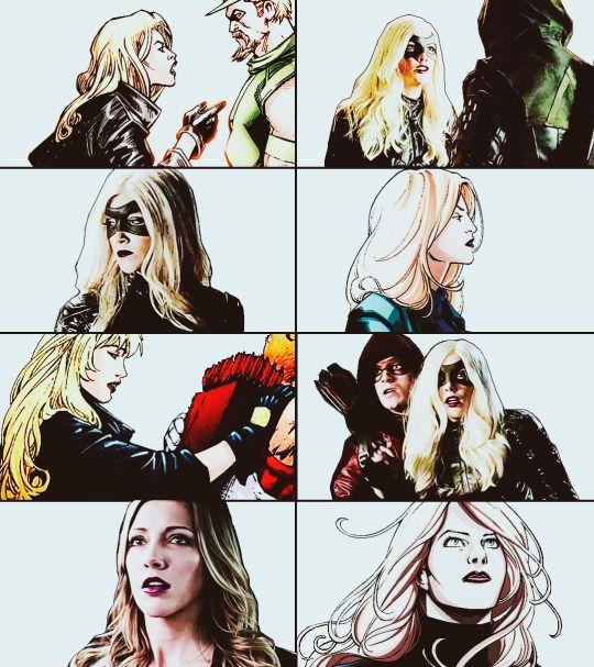 Dinah Laurel Lance - Black Canary #arrow