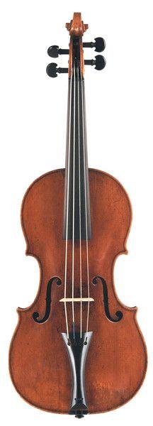 1773 #Baroque Violin, attributed to Thomas Smith, London