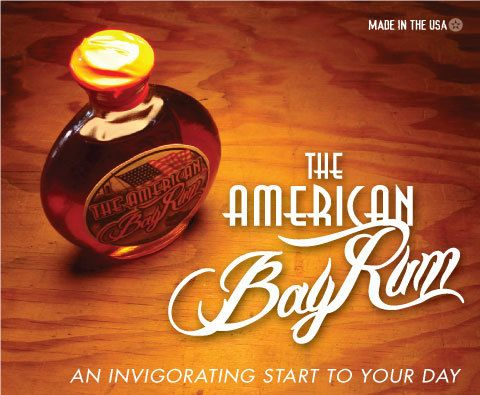 The American Bay Rum          A Handcrafted by TheAmericanBayRum, $14.99