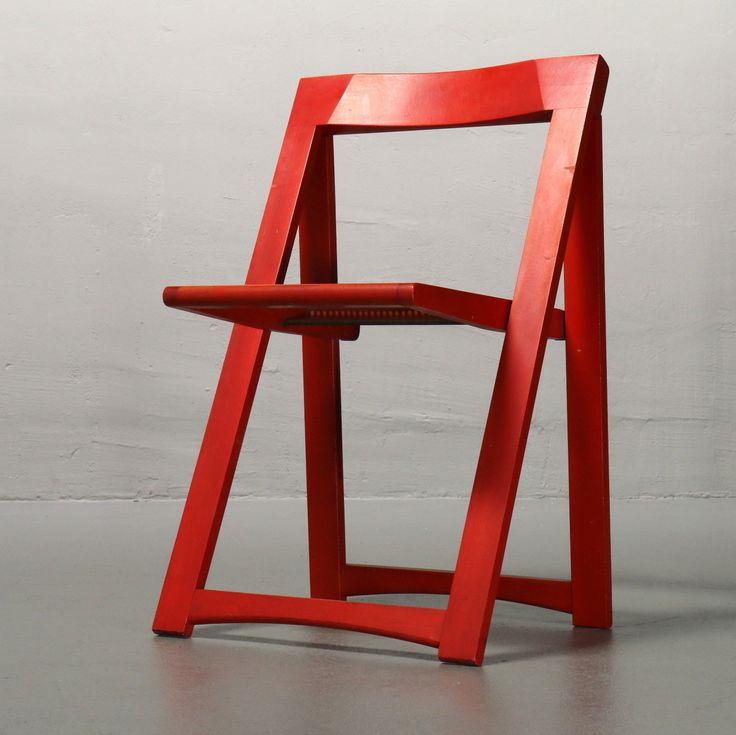 folding aldo jacober alberto bazzani italy assigned folding dining chair ebay