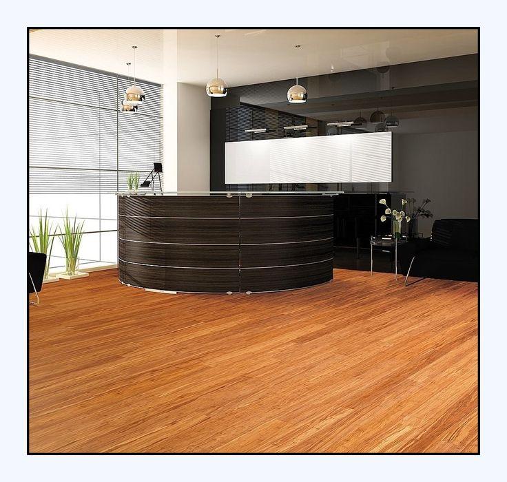Slippery Laminate Wood Floors