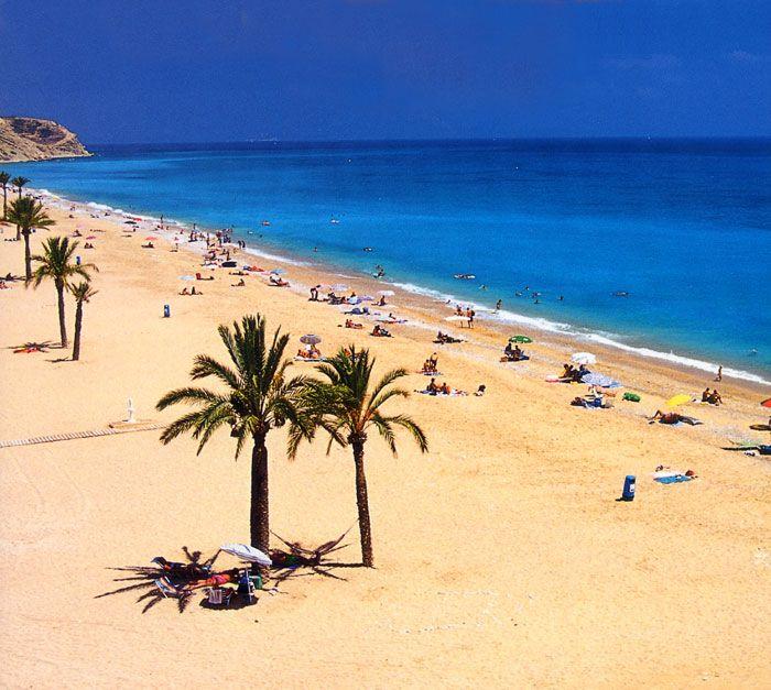 Love living here by El Campello, Spain