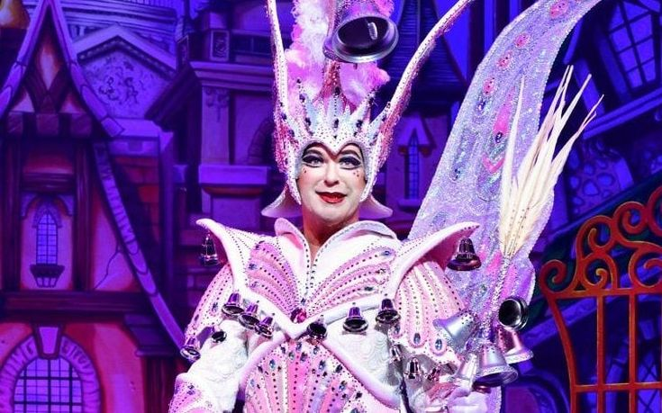 A show called Dick Whittington starring Julian Clary?