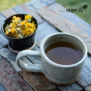 14 Uses for Calendula Tea