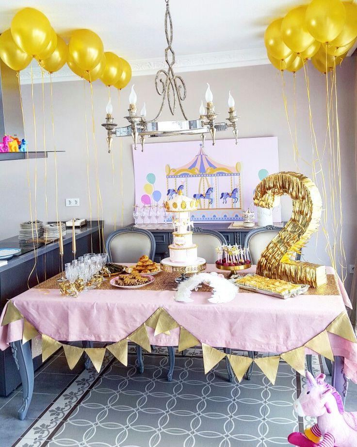 2.yaş unicorn konseptli doğumgünü partimiz...@mrs.emi