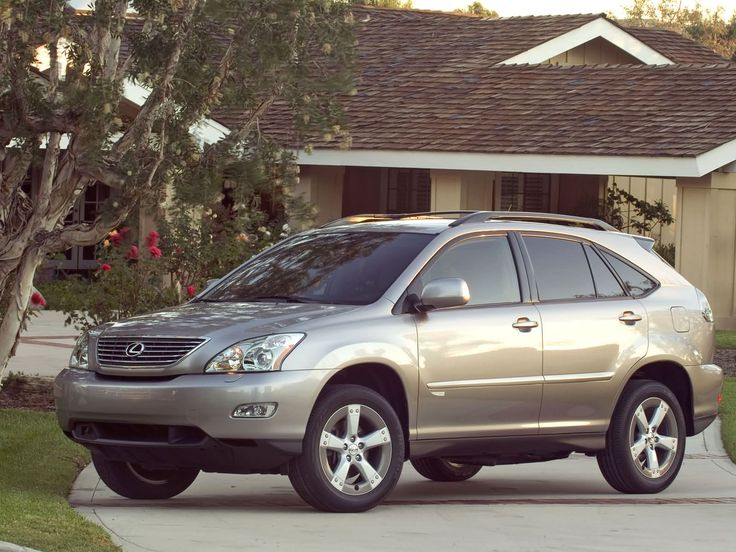 Lexus RX 330 photo #18961