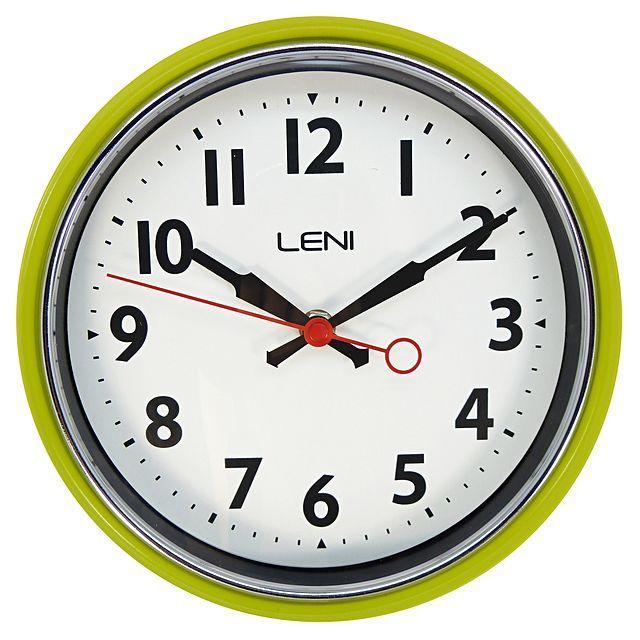 Leni Essential Wall Clock, 22cm