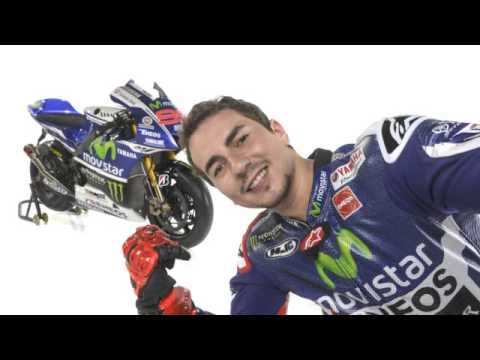 2014 Yamaha M1 Movistar MotoGP & #99 Jorge Lorenzo photo compilation