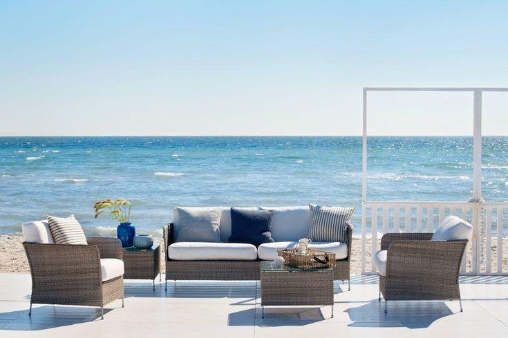 ORION ogrodowe meble wypoczynkowe. AVANTGARGE Sika-Design 2016. Poleca Willow House.