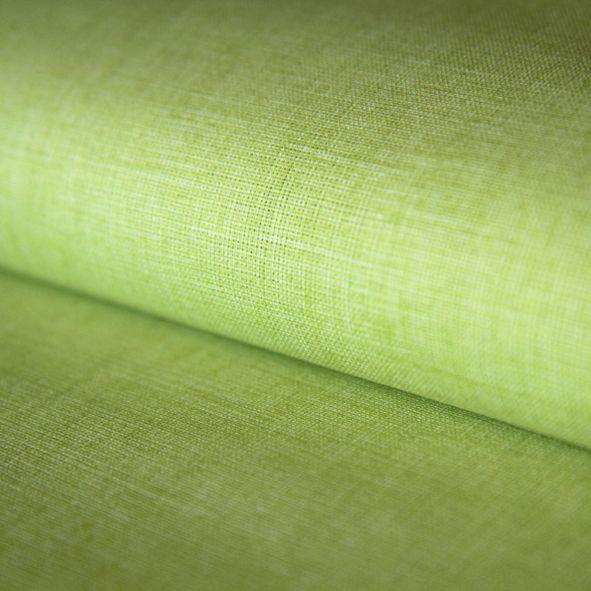 Bavlněná látka limetkové plátno