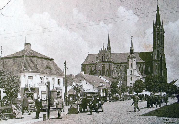 Rynek Kościuszki i Katedra Białostocka #Bialystok