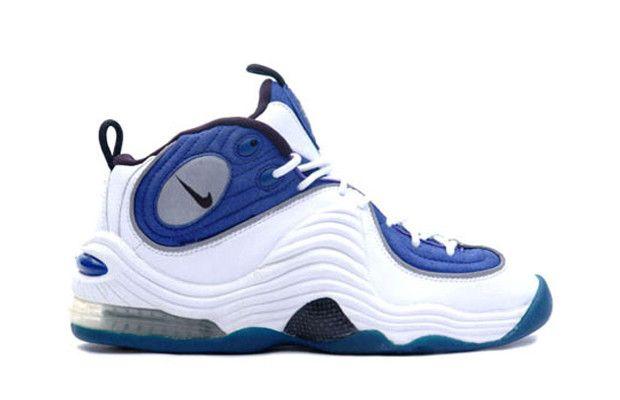 Air Penny II Year Introduced: 1996 The foam