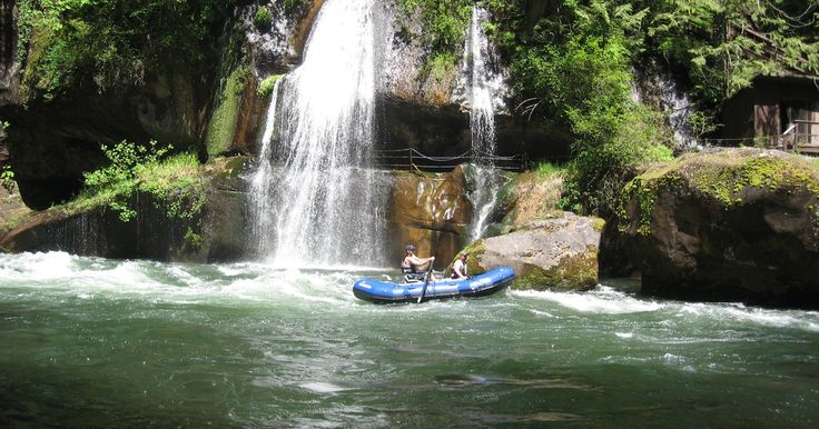 The Green River Gorge is one of the best whitewater options within an hour of the Seattle area.