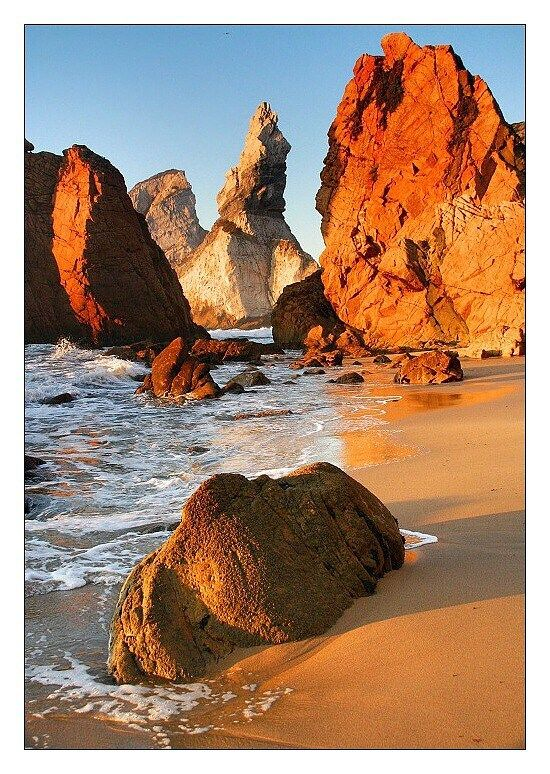 ✮ Praia da Ursa - Beautiful Portuguese beach