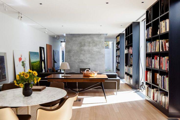 Powell & Glenn  Marcus Martin house