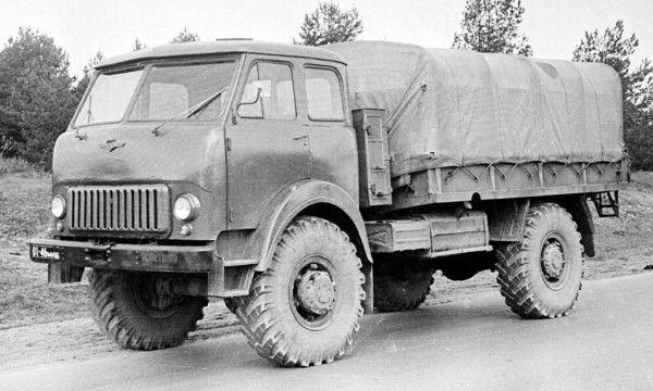 MAZ-505 (1962)