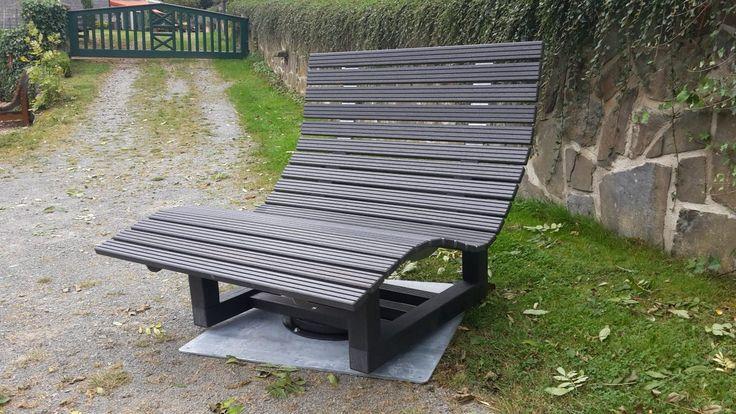 Waldsofa - Tischlerei Belke |   Doppelliege – drehbar