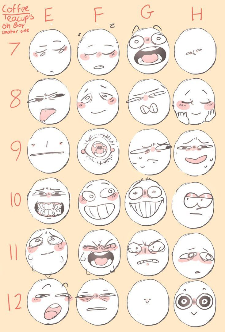 Funny Facial Expressions Meme : Expressions faces drawing pinterest face drawings