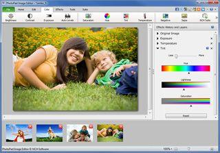 Download PhotoPad Digital Photo Editing Software