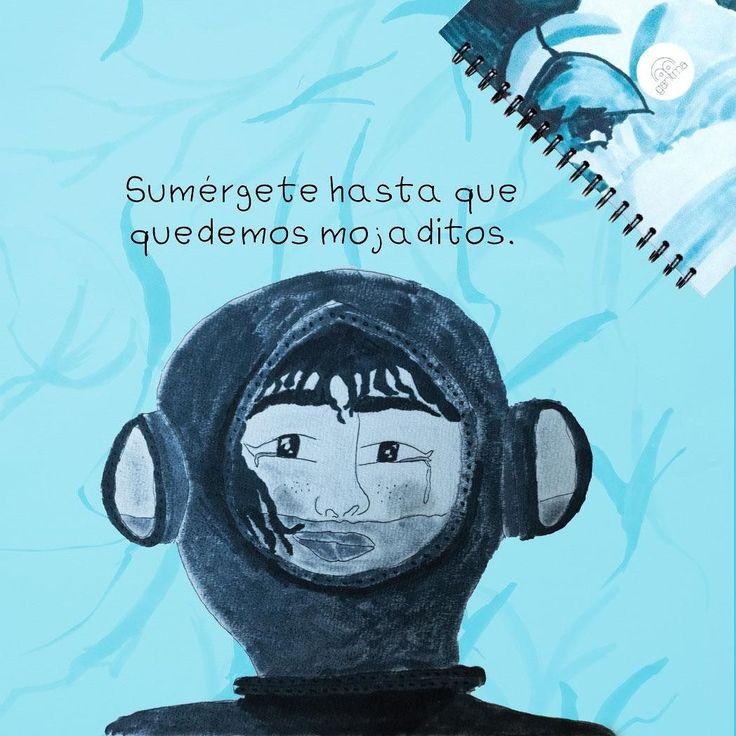 Mojaditos y sin rayas. Escrite esa historia en los cuadernos Garitma conocelos un poquito más en garitma.com/cuadernos #garitma #garitmatico
