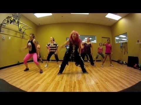 Royals - Lorde Zumba with Mallory HotMess im kind of in love with her