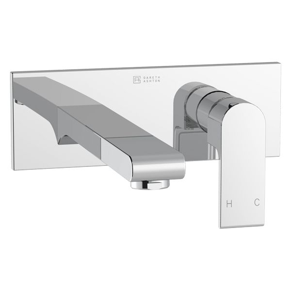 Design Inspired by the Sharp Lines of New York Aesthetically Pleasing to Fit into any Bathroom Space Quality Easy To Use Paddle Handle Beautiful Chrome Finish Manufacturing Using Water Saving Technology