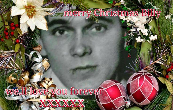 Billy Fury by Christine Rodbourne - Christmas 2016