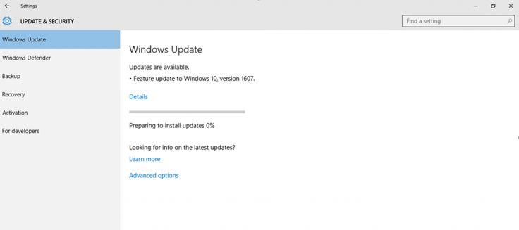 مايكروسوفت تطلق تحديث ويندوز 10 الكبير Anniversary Update  على الموعد وصل أول تحديث كبير لويندوز 10 والذي يعرف بإسم Anniversary Update وذلك بعد ثمانية أشهر من اختباره تقريبا. والآن إن كان لديك ويندوز 10 على جهازك واستفدت من فترة الترقية المجانية يمكنك الحصول على التحديث الكبير وتنزيله.  يجلب التحديث الجديد مزايا جديدة ويحسن أمور سابقة. هناك عدد من التحسينات على قائمة ابدأ ومركز التنبيهات وشريط المهام وحتى إضافة الثيم والوضع الليلي.  كما أجرت مايكروسوفت تحسينات على كورتانا بحيث يمكن أن يعمل…