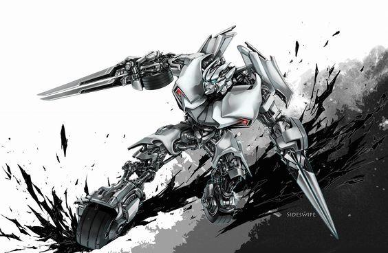 #Autobot Sideswipe /Mundo #Transformers