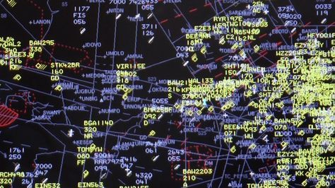 Is air traffic control the most stressful job in the world? Most of the #NATS-related action in Skies Above Britain takes place in #London Terminal Control at #Swanwick Centre, #Hampshire #aviation #avgeek #ATCO #airtraffic #airsapce #aviationcareers #aviationjobs