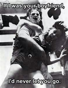 Oh Leatherface
