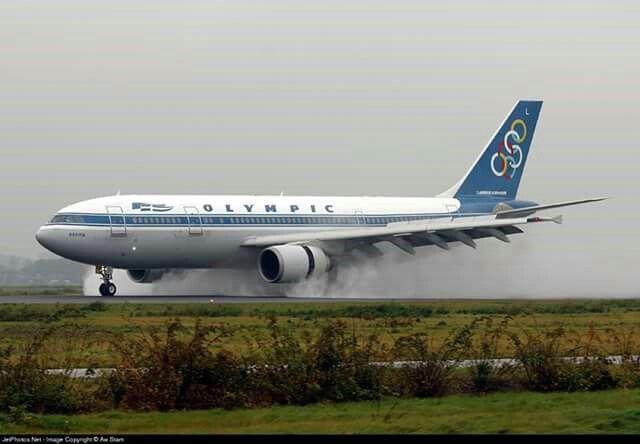 Olympic airways 1957 -2007